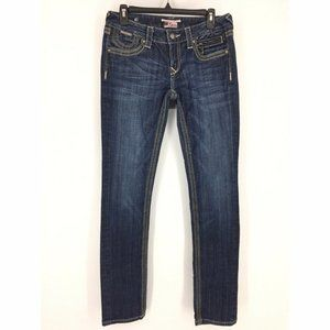 Rerock for Expess Jeans Womens 6R